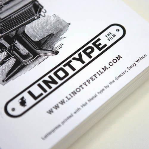 Linotype the Film | Janine Vangool | Flickr
