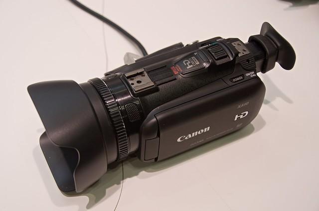 Canon iVIS HF XA10(VIXIA)