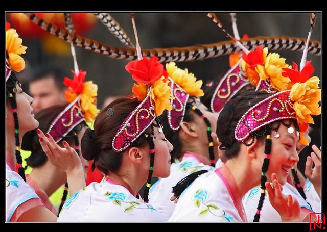 Le nouvel an chinois...à Paris 2011,农历新年在巴黎...