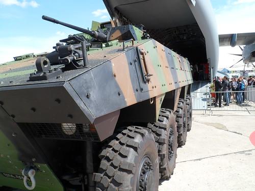 le véhicule blindé de combat ou VBCI de Heller au 1/35 - Page 2 19044696272_92822b3e76