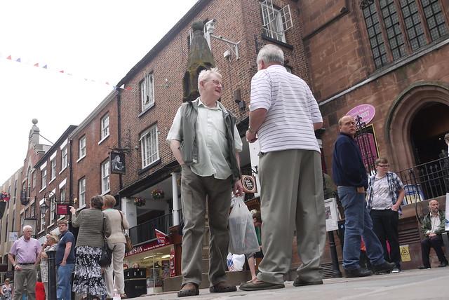 Chester Street Banter