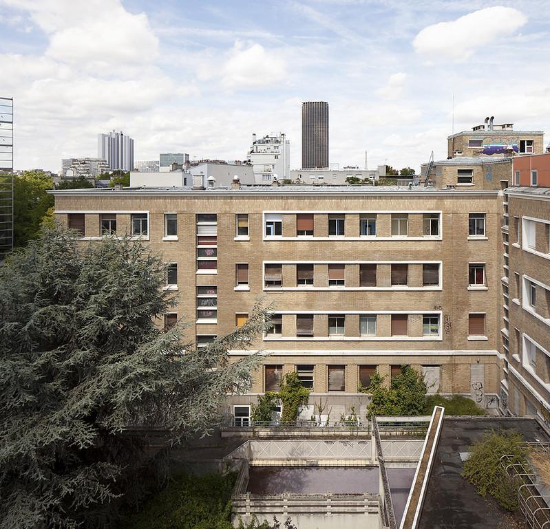 Hôpital Saint-Vincent-de-Paul, Paris 14.