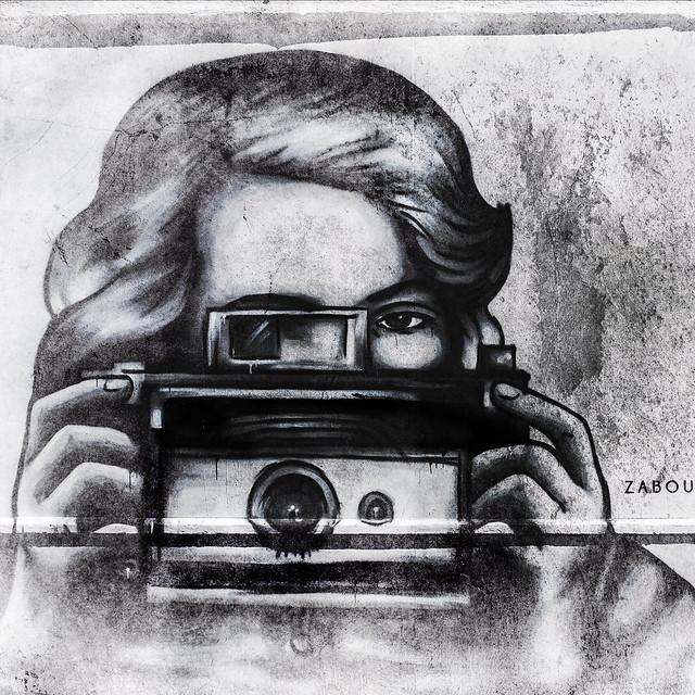 L'art sur les murs...
