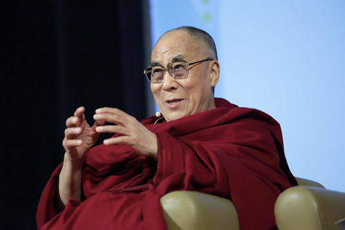 The Dalai Lama speaks at the NIH | by National Institutes of Health (NIH)