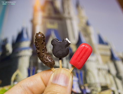 Disney Parks Frozen Treats | by themicrobakery