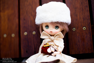 Winter's Coming Berry   by Project Doll House