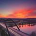 Sunset over 360 by Rajesh Jyothiswaran