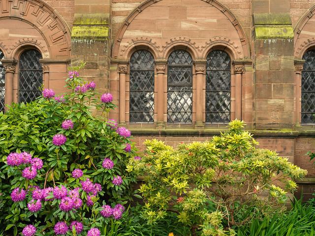 Thornton Hough St. George's Church