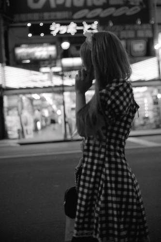 電話中の女の子   by fukapon