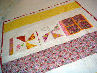 pinwheel quilt back   by becauseimme