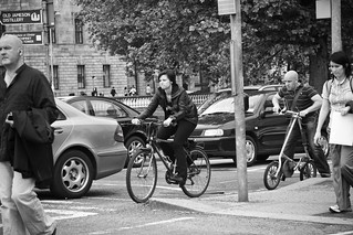 Dublin Cycle Chic - Launch Moments