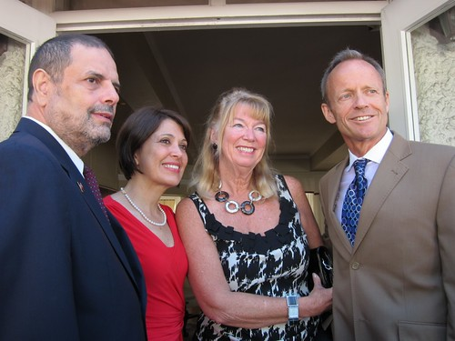 Consul General Phil Chicola and Minister Stockwell Day with their Spouses | by US Embassy Canada