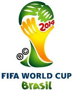 FIFA World Cup Brasil 2014 - logo | by Afonso M.'