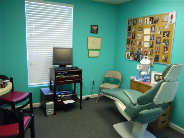 Stafford Office Consultation Room