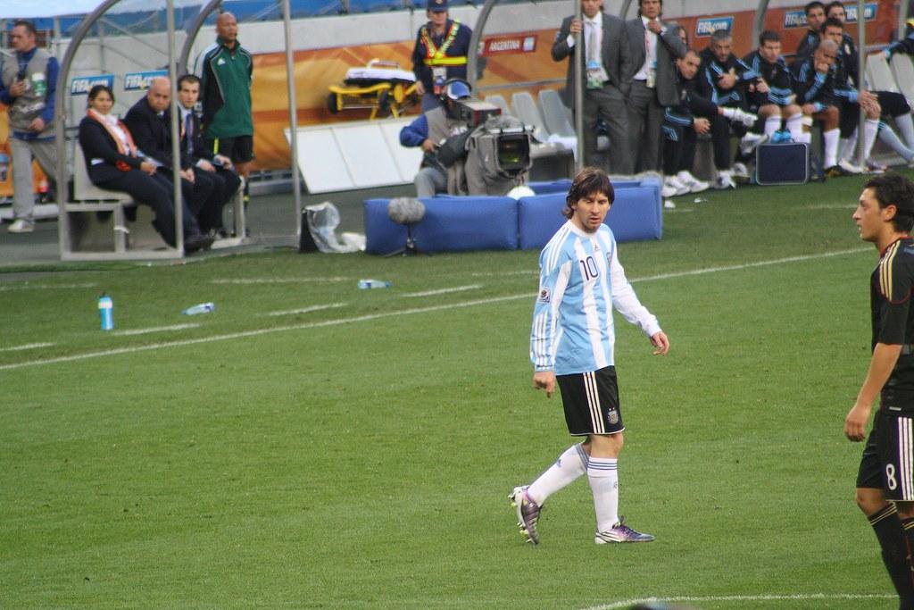 ميسي يميز مباراة منتخبه في مدينة الرياض السعودية عن باقي المباريات