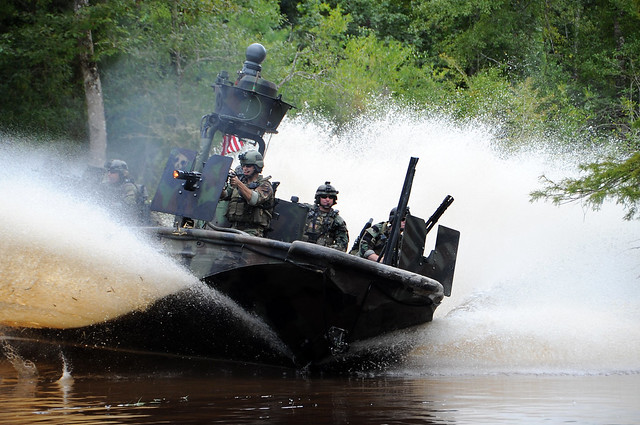 US Navy - Special Boat Unit