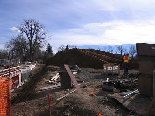 Colorado School of Mines Recreation Center Construction - December 2005   by rocbolt