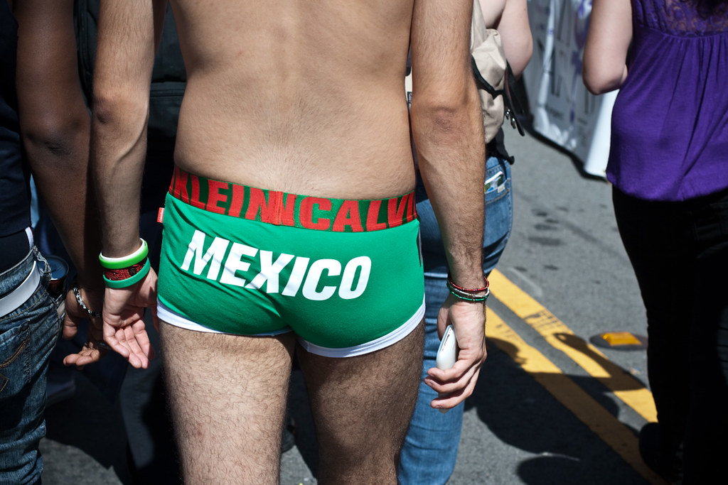 Mexico Is Hairy.