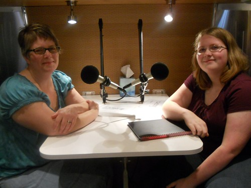 Inside the StoryCorps booth | by Rochelle Hartman