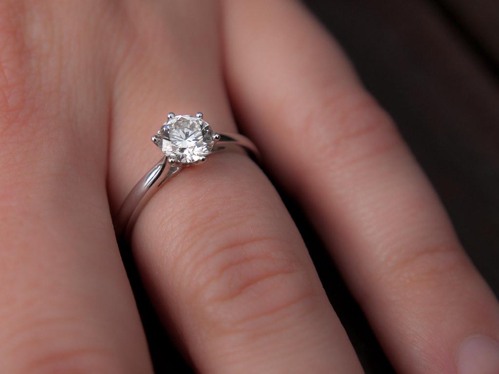 Kates Engagement Ring Kates Wedding Engagement Ring Perm