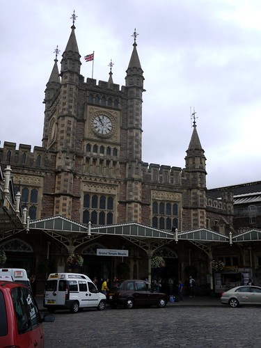 Temple Meads Station | by the justified sinner