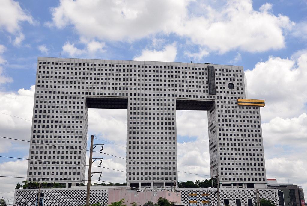 Elephant Tower 1