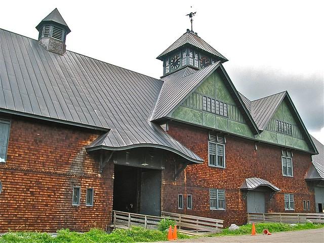 Shelburne Farms (1886) – Farm Barn (1888-90)