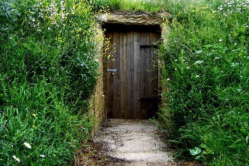 hobbit hole | by CGP Grey