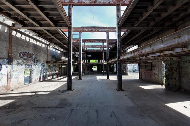 Hudson Cement Factory - Kingston, NY - 10, May - 02