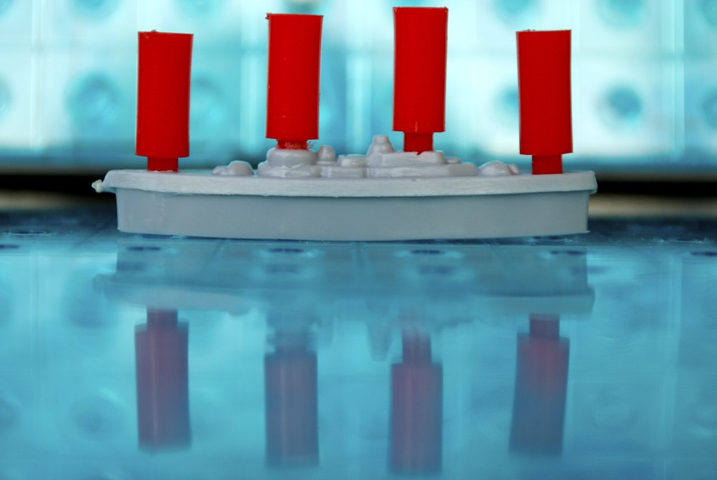 You sunk my battleship! | Memories of playing this game