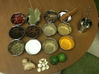 Spices for Butter Chicken / Murgh Makhani | by Zak Greant