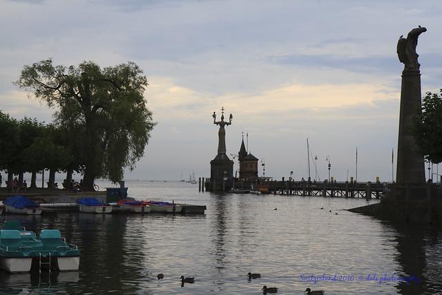 Bodensee by Konstanz, Germany