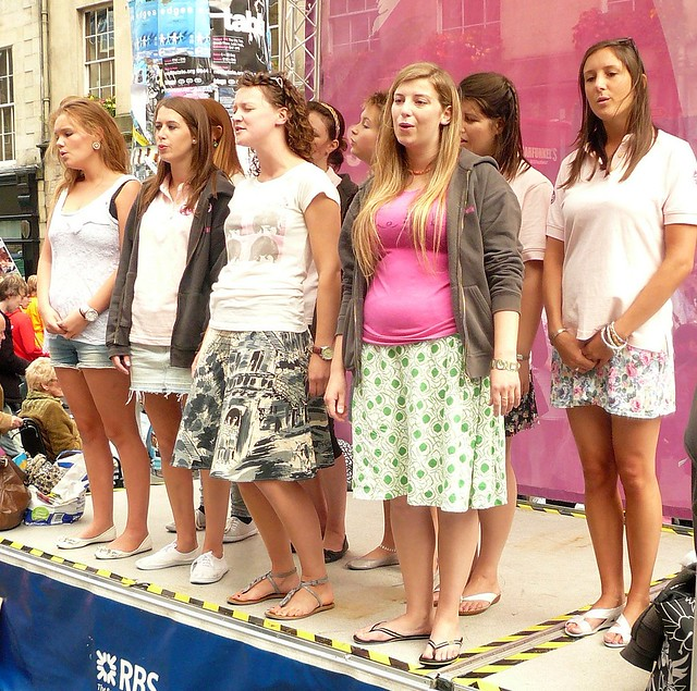 Edinburgh Fringe Festival: In the Pink