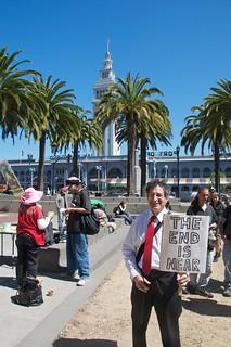 Make Big Oil Pay march to Chevron, EPA & BP 98
