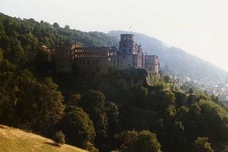 Heidelberg Castle, Germany 1990
