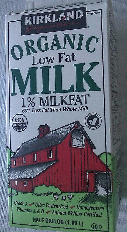 1% Organic milk from Costco | Chicago_Road7 | Flickr