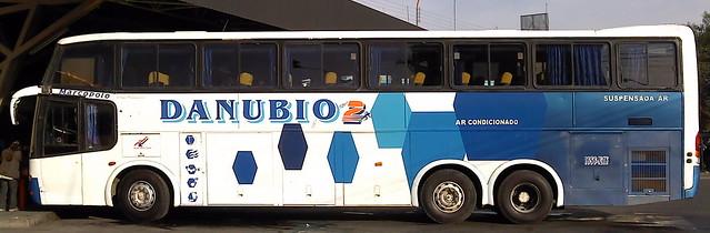 Danubio 2 - Marcopolo Paradiso 1450 G6  - XAK 02