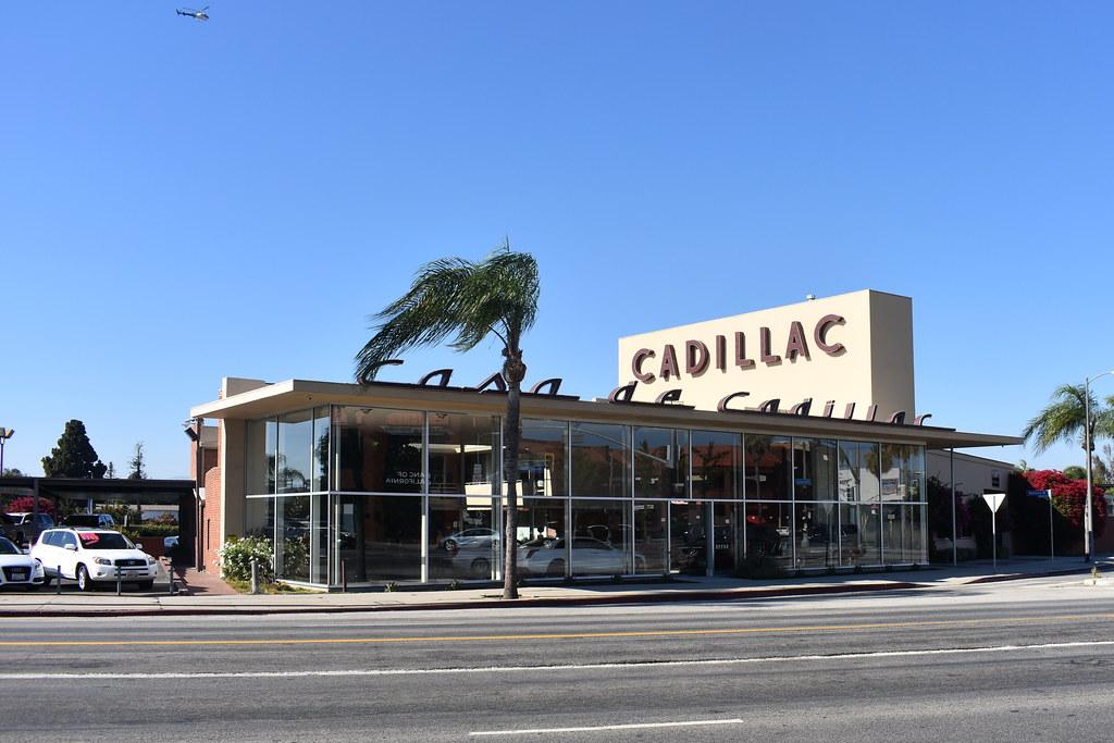 Casa De Cadillac >> Casa De Cadillac Randall Duell 1949 Architect Randal Duel
