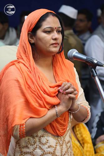 Devotee expresses her views: June 11