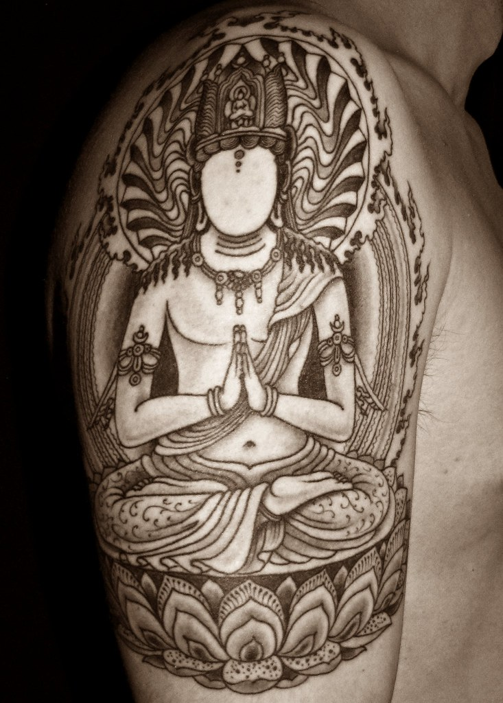 Inner Guru Tattoo | Tattoos by Jondix holytrauma.com/?page_i ...