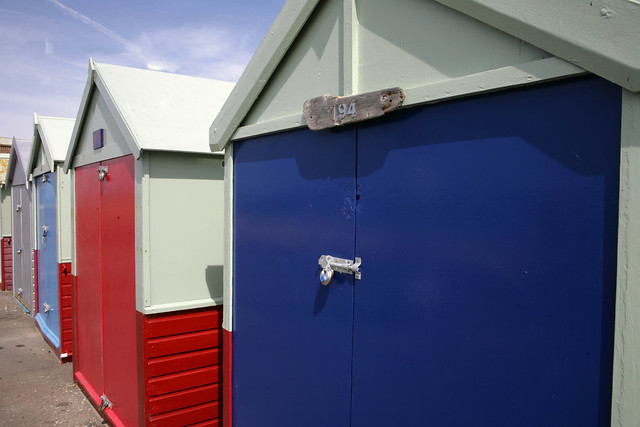 Red & blue - sussex