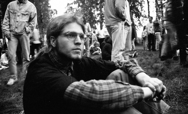 Pelle @ Hultsfredsfestivalen 1994