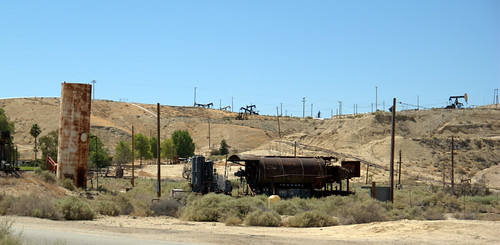Maricopa pumpjacks
