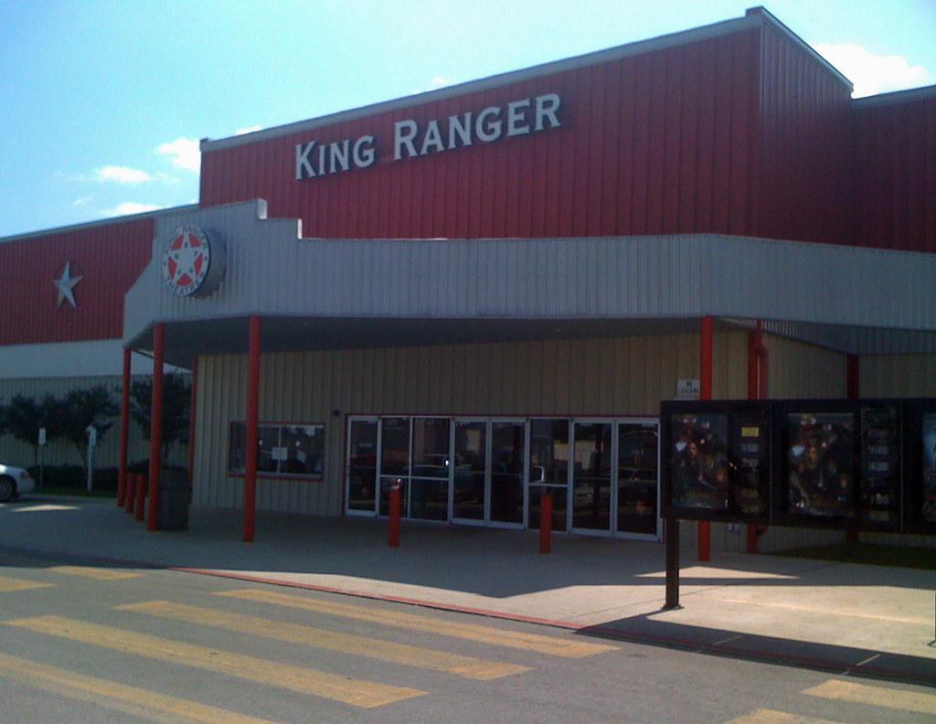 King Ranger Theater >> King Ranger Theater Seguin Tx Lawrence G Miller Flickr