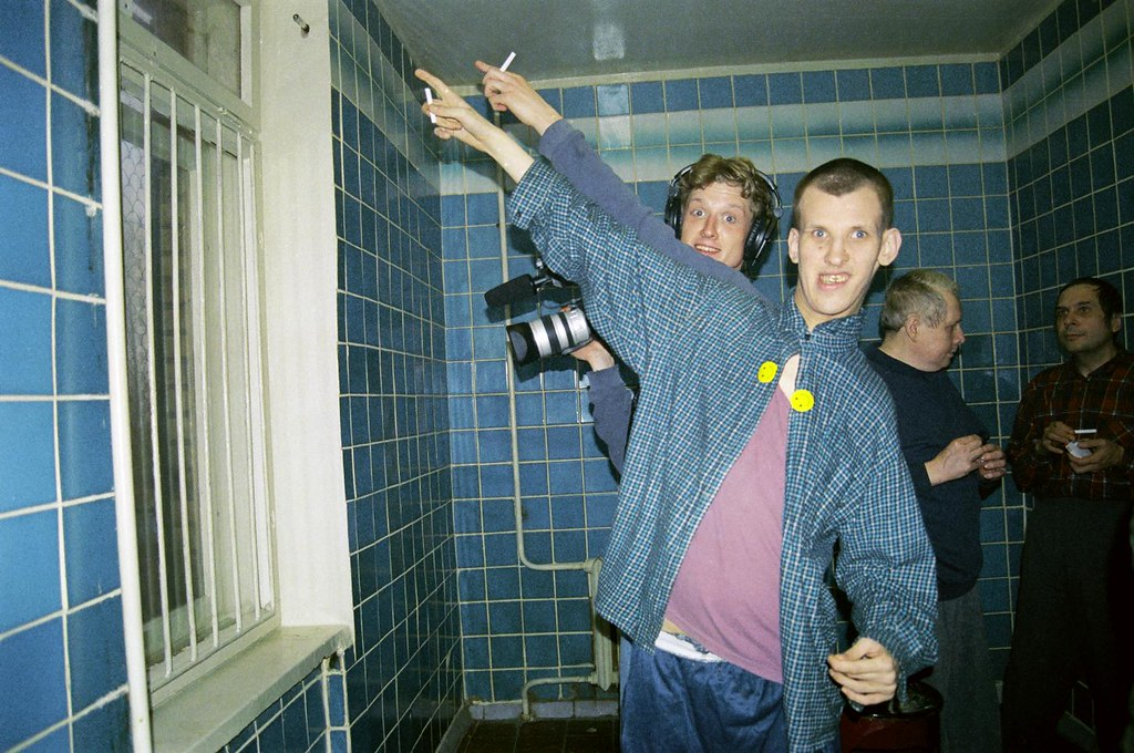 Zag & Guy 1(John Glick/Russia Clown Trip 2004)