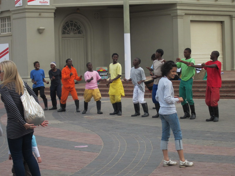 Miner's Dance