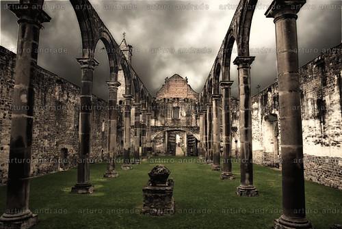 Ex Convento Franciscano de Santiago Apostol