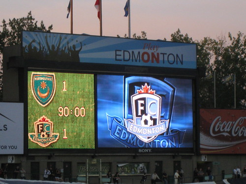 FC Edmonton | by mastermaq