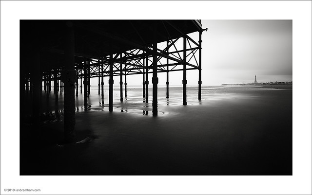 Blackpool - Under the Pier