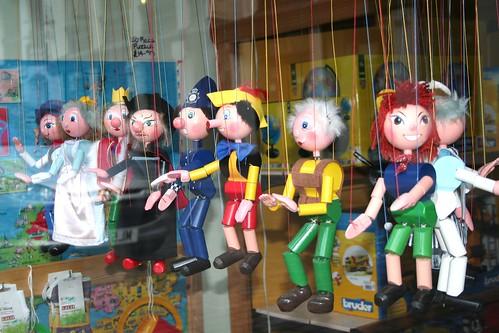 Puppets on a String, Munich   by jmmcdgll